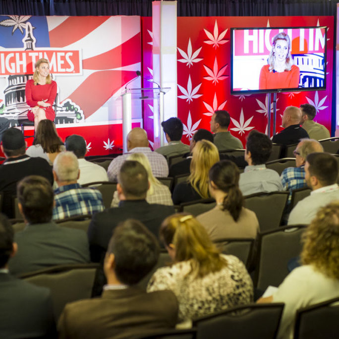 High Times Business Summit, at The Washington Hilton, Washington, DC, December 14-16, 2015.